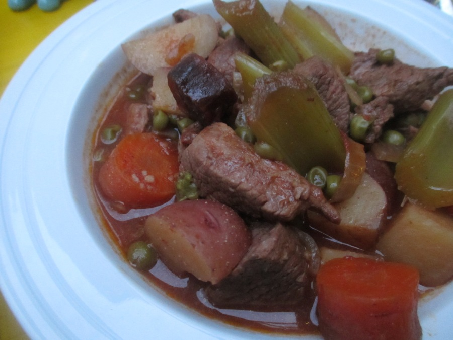 #CrockpotChronicles Beef Stew